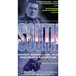 South   Ernest Shackleton and the Endurance Expedition [VHS] ~ Ernest