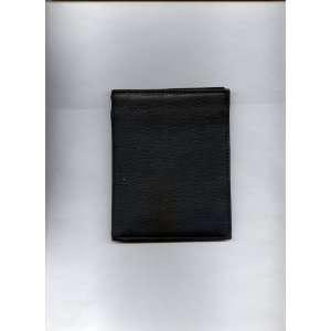 Womens Black Leather Wallet & Card Case, Billfold