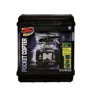 Air Hogs Black Pocket Copter Toys & Games