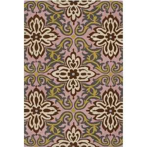 Chandra Amy Butler AMY13203 Rug 5 feet by 7 feet 6 inches