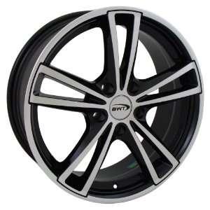 14x6 BWT 236 (Black / Machined) Wheels/Rims 4x100 (236