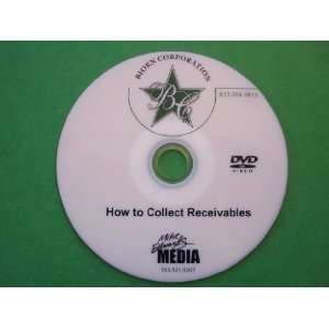How to Collect Receivables DVD (Manual INCLUDED): Craig