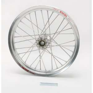 Excel Pro Series Rear Wheel Assembly   18X2.50   Silver Hub/Silver Rim