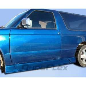1982 1993 Chevrolet Blazer/GMC Jimmy R34 Side Skirts