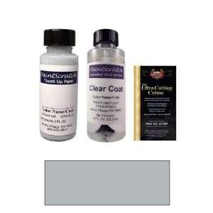 Silver Metallic Paint Bottle Kit for 2007 Pontiac Torrent (42/WA232M