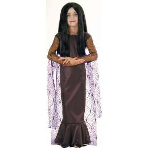 The Addams Family Morticia Child Costume: Health