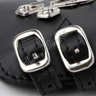 Pair Cool PUNK GOTHIC LEATHER Gloves EMO Cosplay Cross