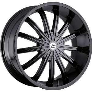 5x139.7 5x5.5 +8mm Phantom Black Wheels Rims Inch 22 Automotive