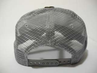 ED HARDY STYLE MELROSE TRUCKER HAT MESH CAP ONE SIZE BASEBALL CAP