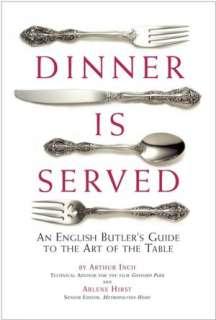 dinner is served arthur inch hardcover $ 12 92 buy