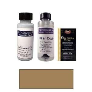 Oz. Mocha Brown Metallic Paint Bottle Kit for 1986 Nissan Sentra (468