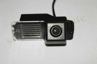 CCD Rear View Camera for VW Volkswagen Polo V (6R) / Golf 6 VI
