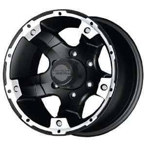 Black Rock Viper 900 Tungsten and Matte Black Wheel (15x8