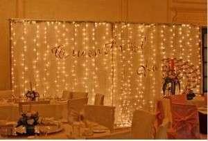 3P Led lights String Wedding Christmas Home 10X0.65M,10X2M