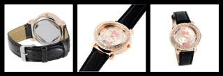Hello KittyKT223 beautiful new leather Analog Wrist Watch with