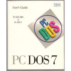 PC DOS 7 (Users Guide): Margaret Averett, Elizabeth Jean: Books