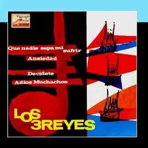 EP: Hernando Avilés, Gilberto Y Raúl Puente: Los Tres Reyes: Music
