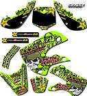 ALL YEARS KX 60 GRAPHICS KIT KAWASAKI KX60 DECALS 85 04 items in Senge