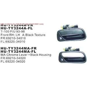 93 98 TOYOTA T100 OUTSIDE DOOR HANDLE FRONT LEFT (DRIVER