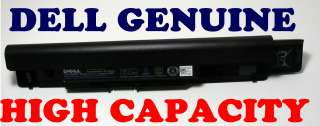 ORIGINAL OEM Genuine Dell Inspiron 1464 1564 1764 HIGH CAPACITY