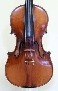 GUARNERI DEL GESU VIOLIN, 1742   (WATCH VIDEO)