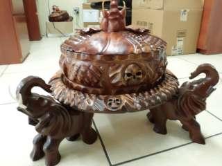 Batea de Orula (Santeria, Ifa, Yoruba, Chango, Yemaya, Obatala, Oya
