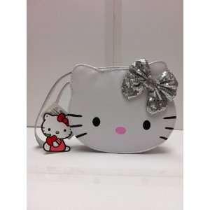 New Arrival Sanrio Hello Kitty Signature Big Head Icon Single Stripe