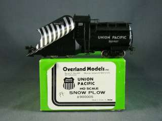 HO BRASS   OVERLAND MODELS AJIN OMI UP UNION PACIFIC SNOW PLOW #900007
