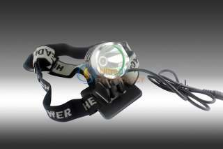 In 1 CREE XM L T6 LED Max 1600Lm Headlamp / Bicycle Bike Light
