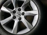 Four 2012 Acura TL Factory 17 Wheels Tires OEM Rims 05 11 Odyssey TK4