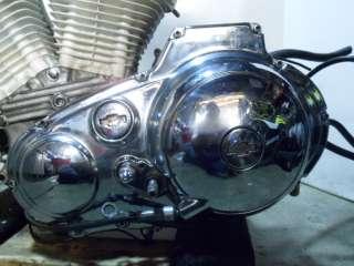 1988 Harley XLH 883/88 Sportster Engine & Transmission