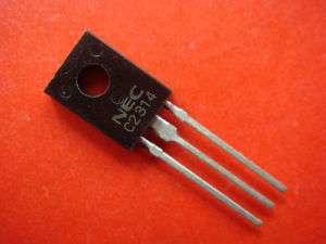 1pcs 2SC2314 C2314 NPN Driver Transistors CB Radio NEW