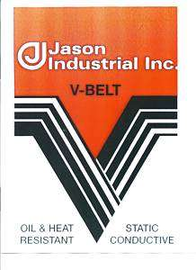 Jason 2430 V 345 NEW Variable Speed Belt 2430V345