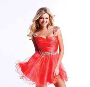 Cute Sherri Hill 2475 Cocktail Homecoming/Prom Dress