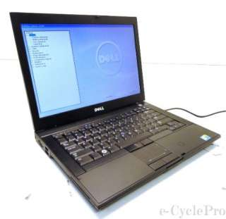 Dell Latitude E6400 14 Laptop  2.26GHz Core 2 Duo  4gb PC2 6400