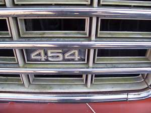 C30 4 door, 454 big block, hot rod, whole truck for parts only