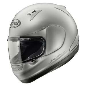 Arai Signet Q Motorcycle Helmet   Silver Frost Large Automotive