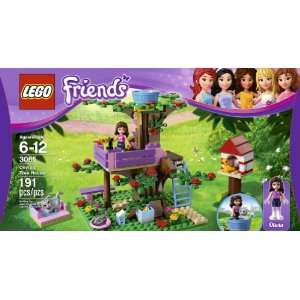 LEGO Friends Olivias Tree House 3065: Toys & Games