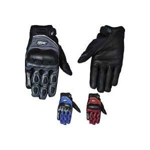 Joe Rocket Kawasaki ZX Gloves Medium Gun Metal: Automotive