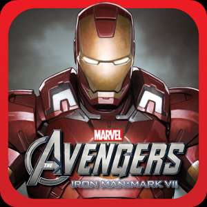 THE AVENGERS IRON MAN   MARK VII by Loud Crow Interactive Inc