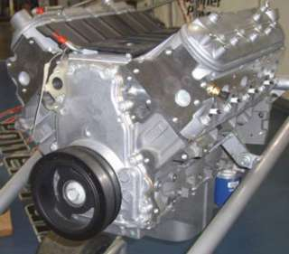 NEW LS6 COMPLETE STROKER LONG BLOCK for ANY LATE MODEL GM/CHEVROLET