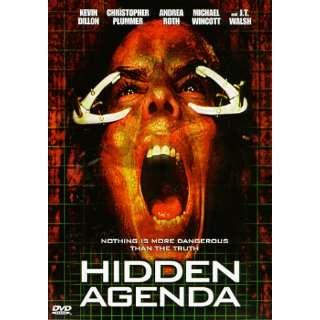 Hidden Agenda: Kevin Dillon, Andrea Roth, J.T. Walsh