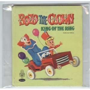 : Bozo the Clown: King of the Ring: Whitman Publishing Company: Books