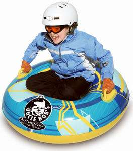 AQUA LEISURE UNCLE BOBS AW 4102 37 WINTER SNOW SNO TUBE SLEDS