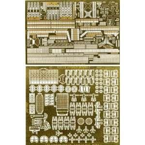 The Ship Detail Set (2 Sheets) 1 350 White Ensign Models: Toys & Games