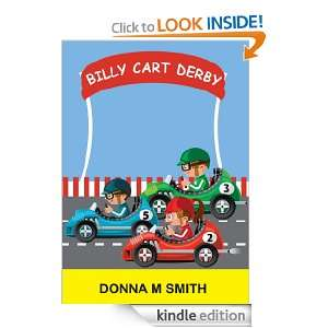 Billy Cart Derby: Donna M Smith:  Kindle Store