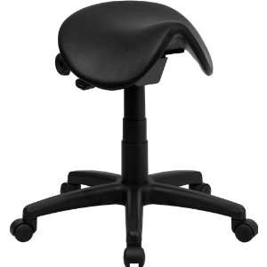 Medical Dental Tattoo Saddle Seat Stool By Flash