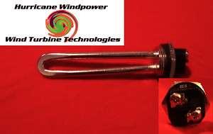 Wind Generator 24 volt 400 watt DC Water Heater Element