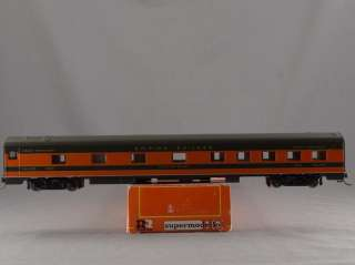 HO SCALE RIVAROSSI GN PULLMAN EMPIRE BUILDER SLEEPER   PASSENGER CAR