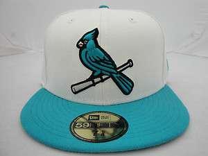 NEW ERA 5950 RARE CUSTOM MLB SAINT LOUIS CARDINALS BIRD LOGO